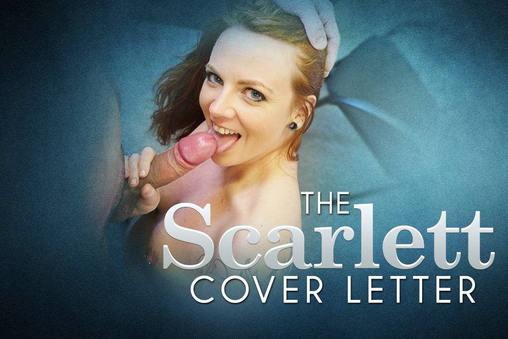 The Scarlett Cover Letter
