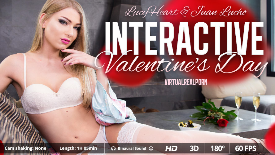 Interactive Valentine's Day